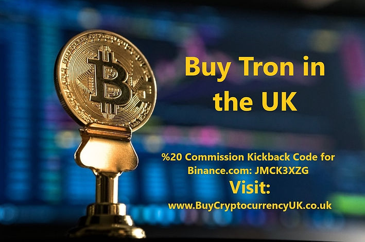 Buy Tronin the UK