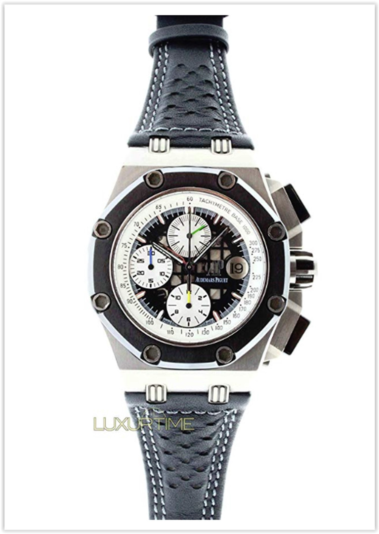 Audemars Piguet Royal Oak Offshore Rubens Barrichello II Chronograph Limited Edition Men's Watch price