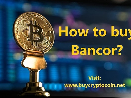 How to buy Bancor Coin?