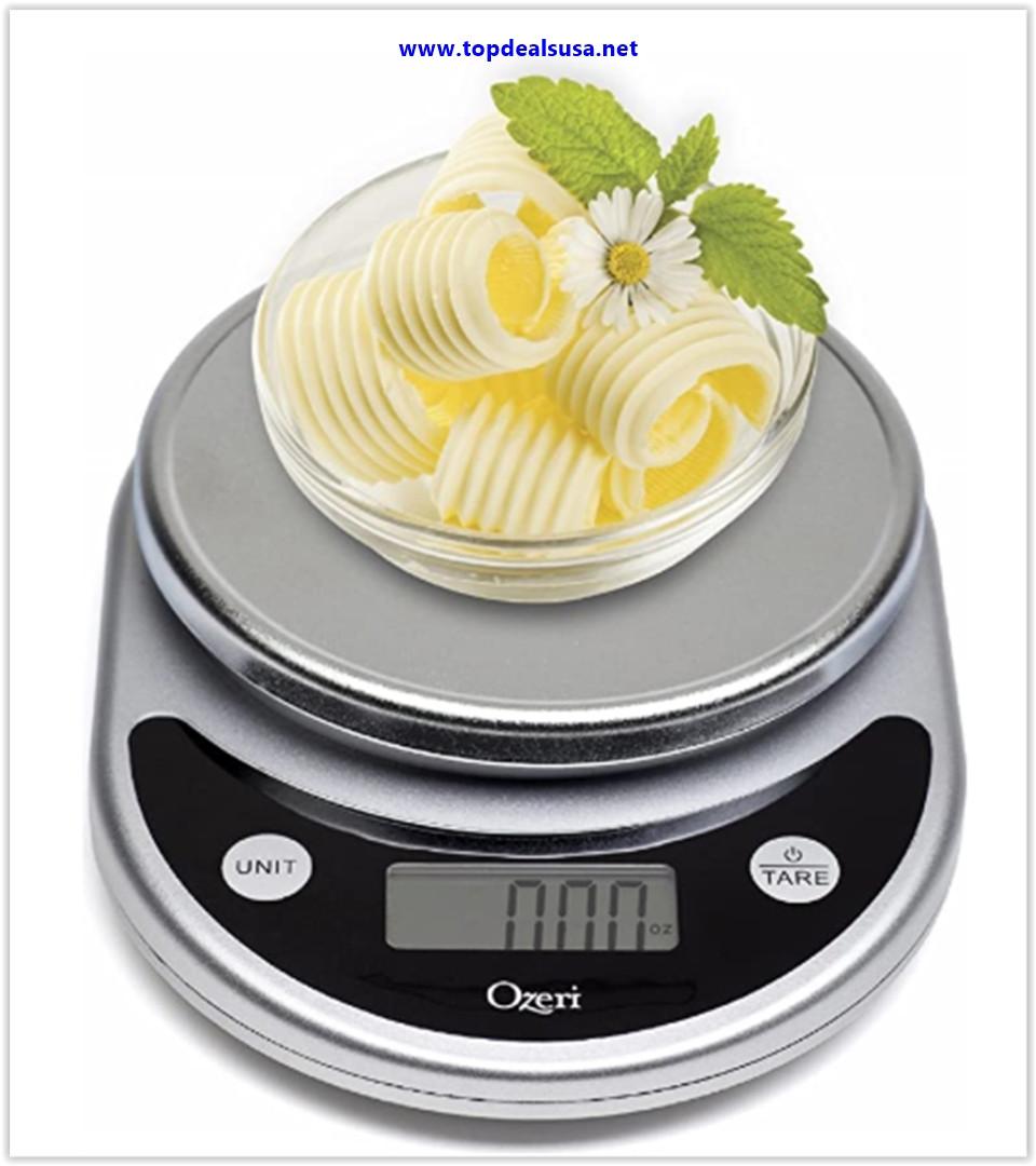 Best buy Ozeri ZK14-S Pronto Digital Multifunction Kitchen and Food Scale, Black