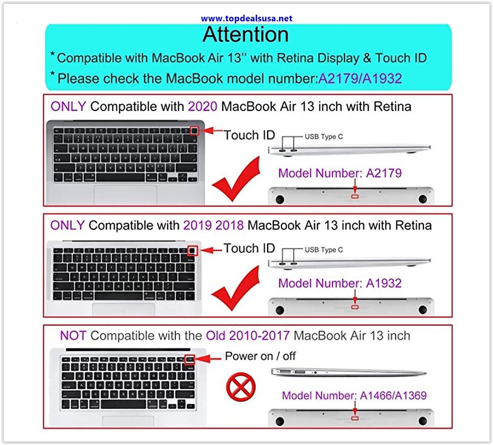 MOSISO MacBook Air 13 inch Case Deals