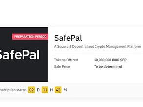 صفقات منصة Binance Launchpad: Safepal