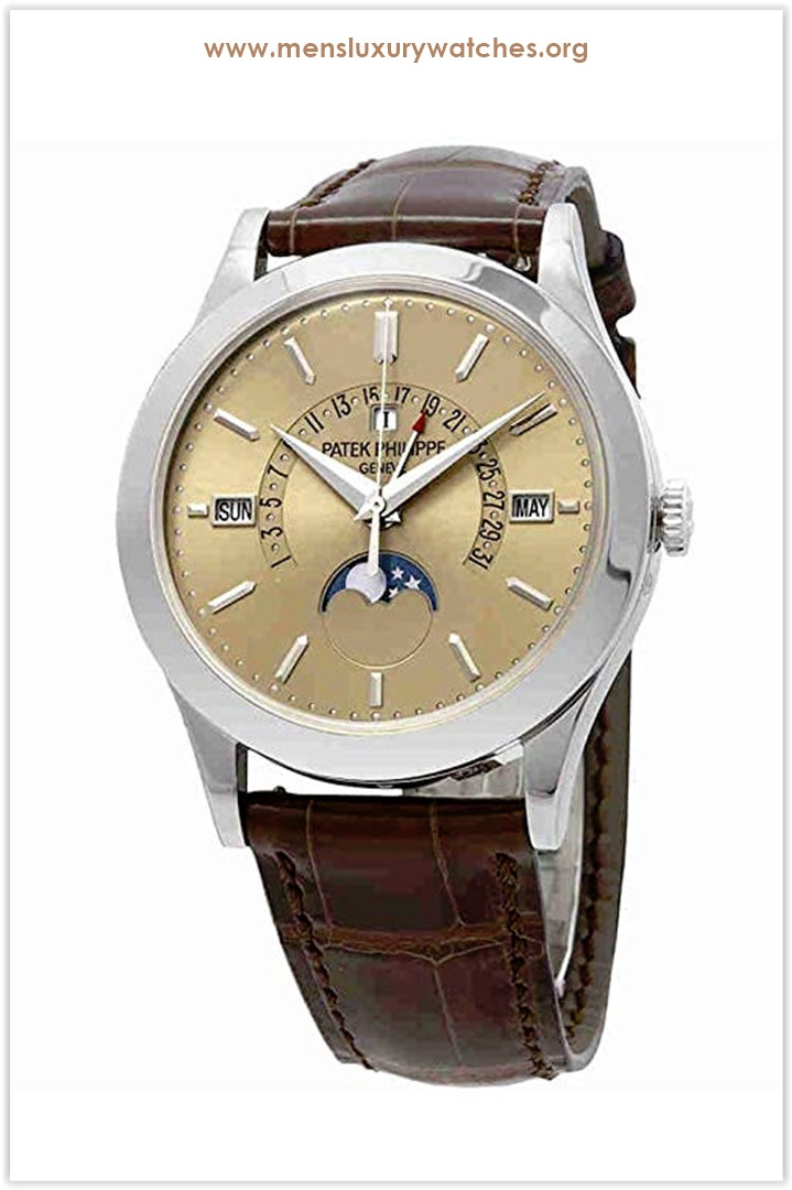 Patek Philippe Grand Complications Automatic Perpetual Calendar Men's Watch 5496P-014 the best price