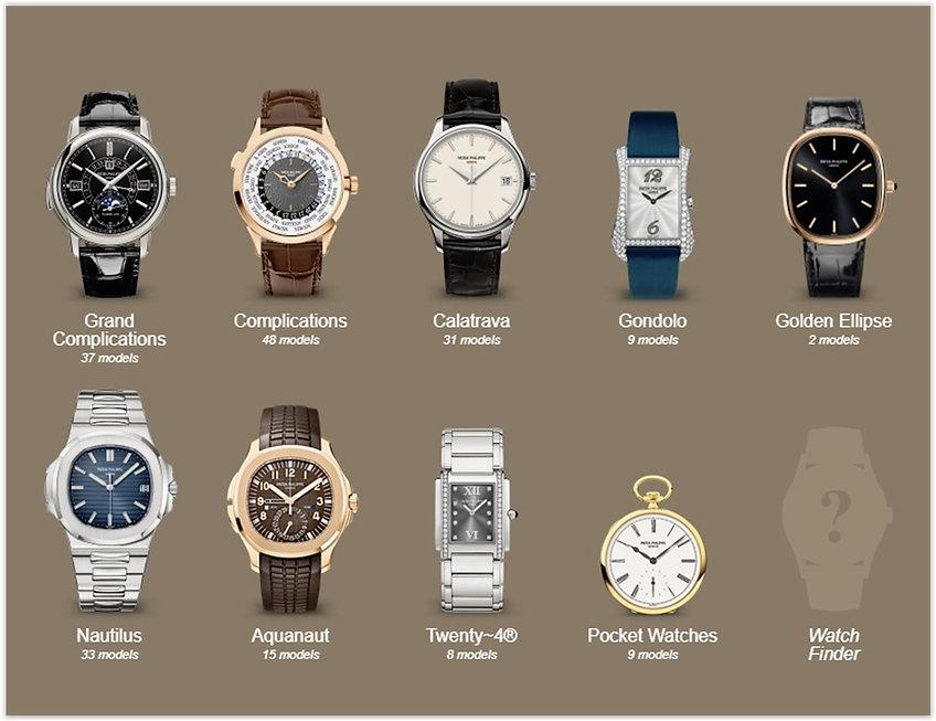 Online Patek Philippe Watch Store
