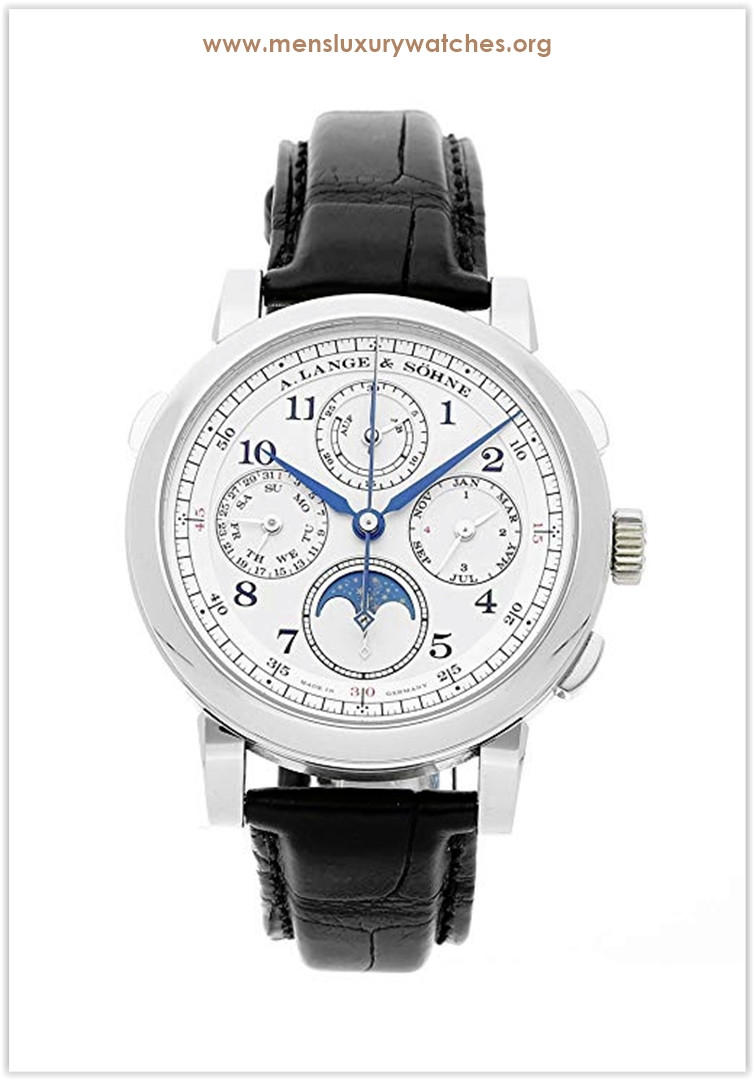 A. Lange & Sohne 1815 Mechanical (Hand-Winding) Silver Dial Men's Watch Price
