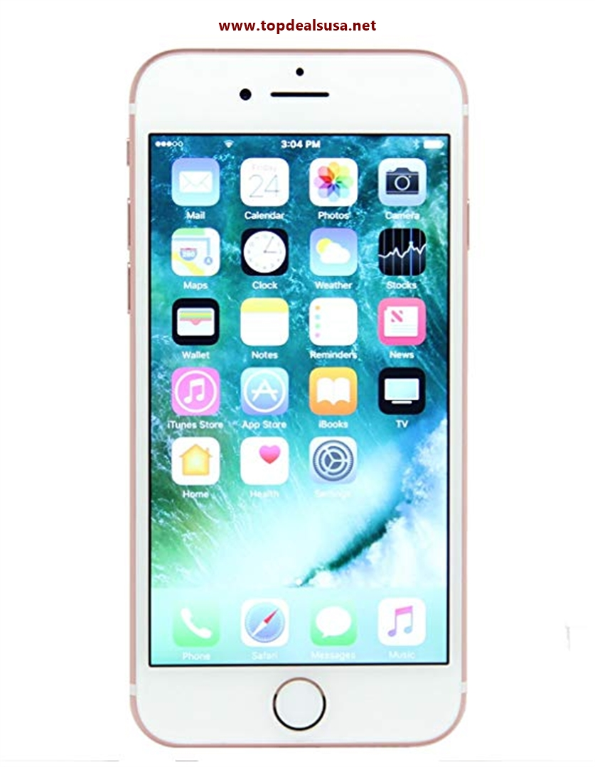 Apple iPhone 7 , GSM Unlocked, 128GB