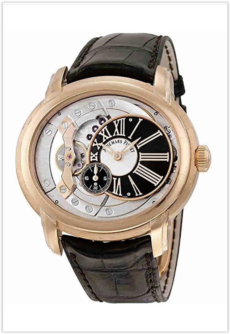 Audemars Piguet MILLENARY 4101 Rose Gold Men's watch price