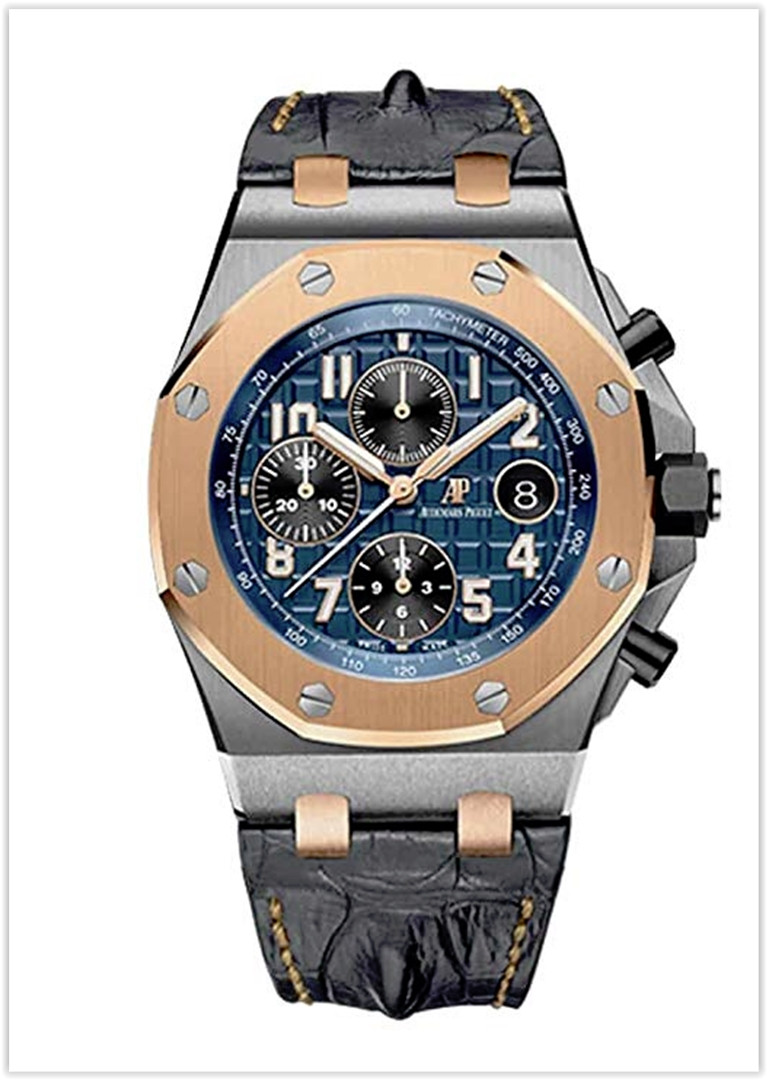 Audemars Piguet Royal Oak Offshore Special Edition Bucherer Men's Watch Price