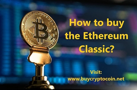 How to buy the Ethereum Classic