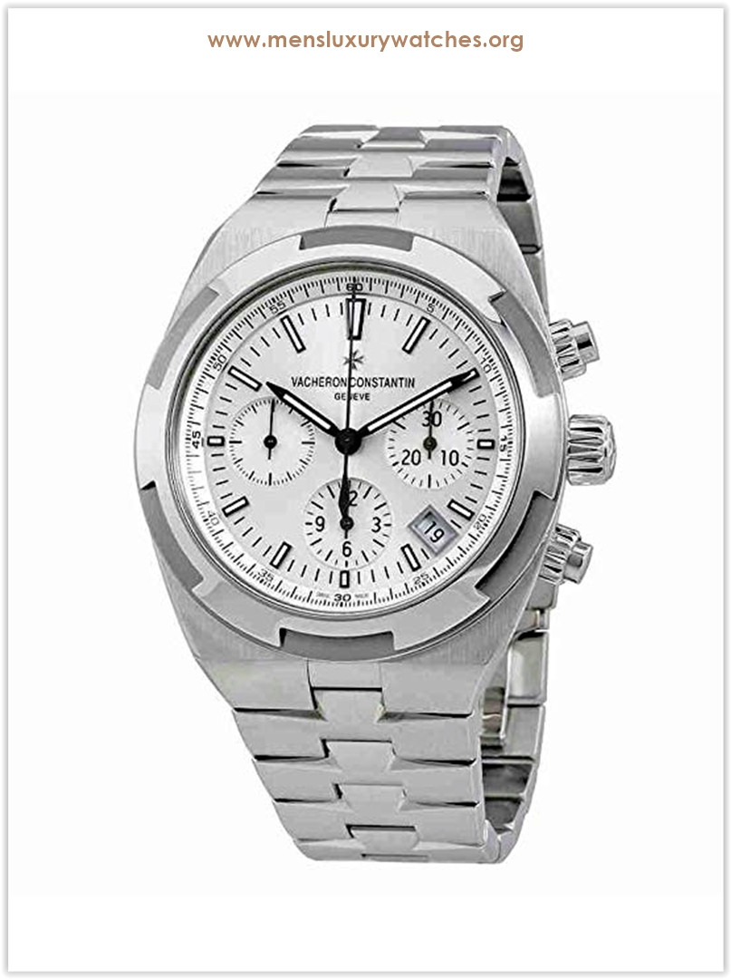 Vacheron Constantin Overseas Automatic Chronograph Men's Watch Price