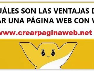 ¿CUÁLES SON LAS VENTAJAS DE CREAR UNA PÁGINA WEB CON WIX?