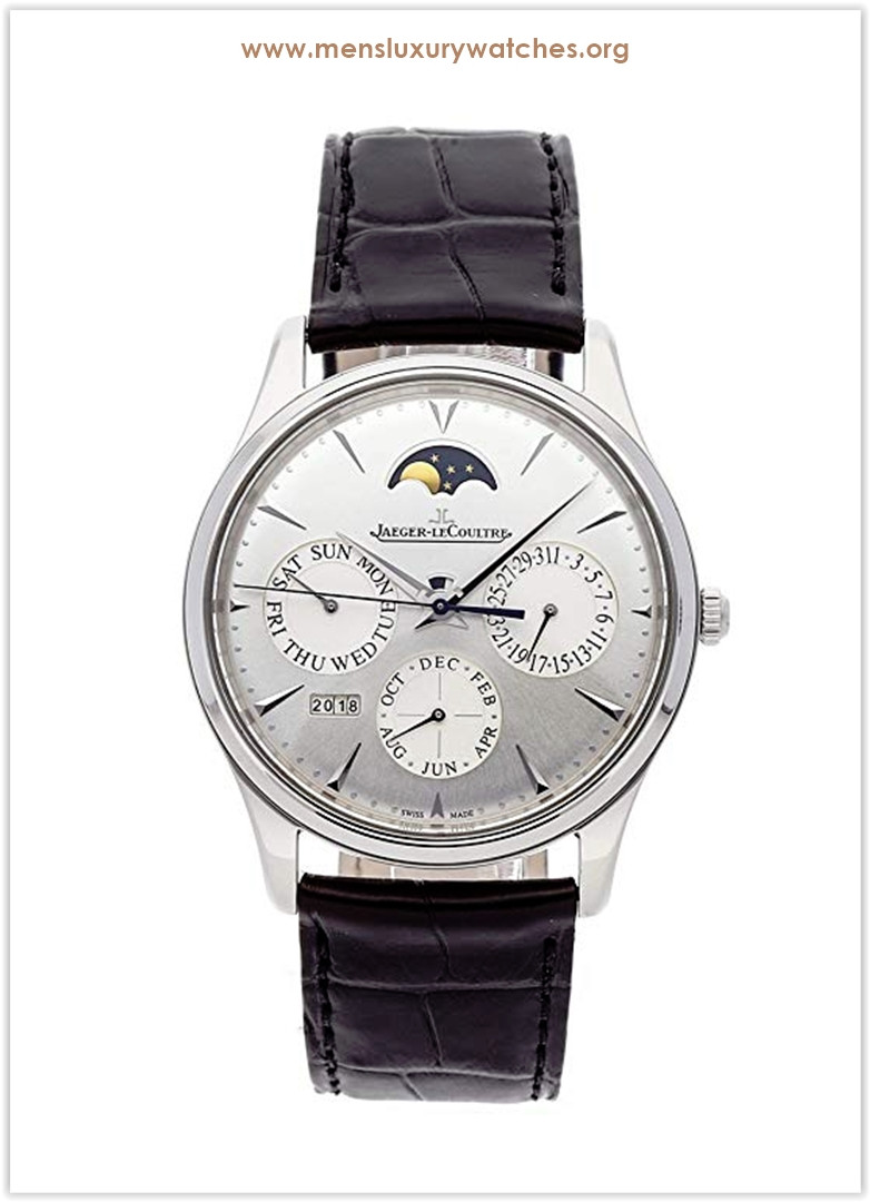 Jaeger-LeCoultre Master Mechanical (Automatic) Silver Dial Men's Watch the Best Price