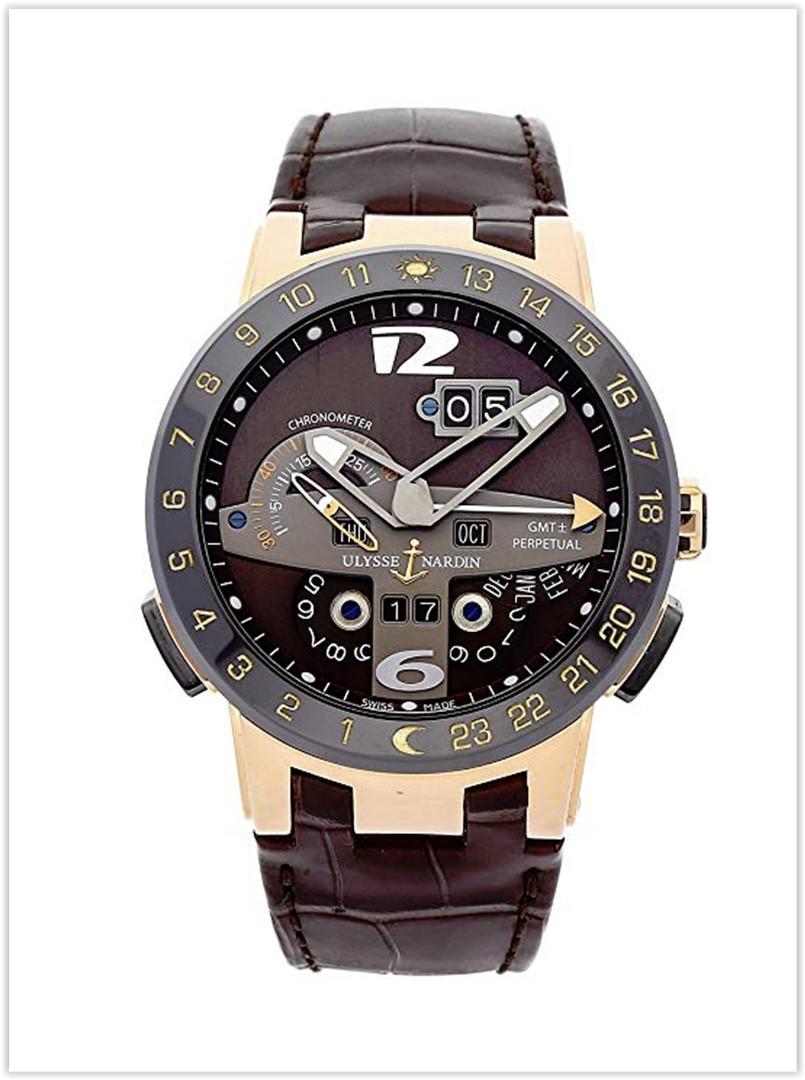 Ulysse Nardin El Toro Mechanical Black Dial Men's Watch price