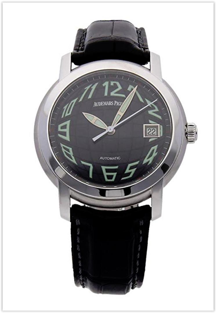 Audemars Piguet Jules Audemars Mechanical (Automatic) Black Dial Men's Watch Best Price