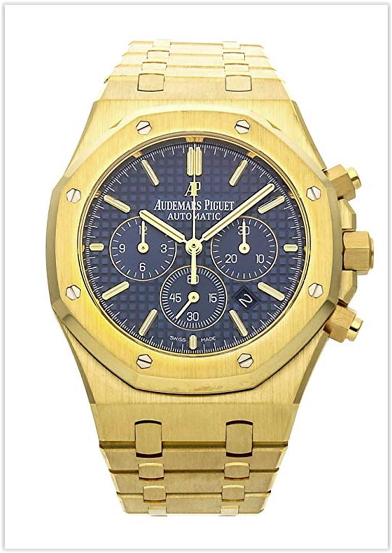 Audemars Piguet Royal Oak Mechanical (Automatic) Blue Dial Men's Watch price