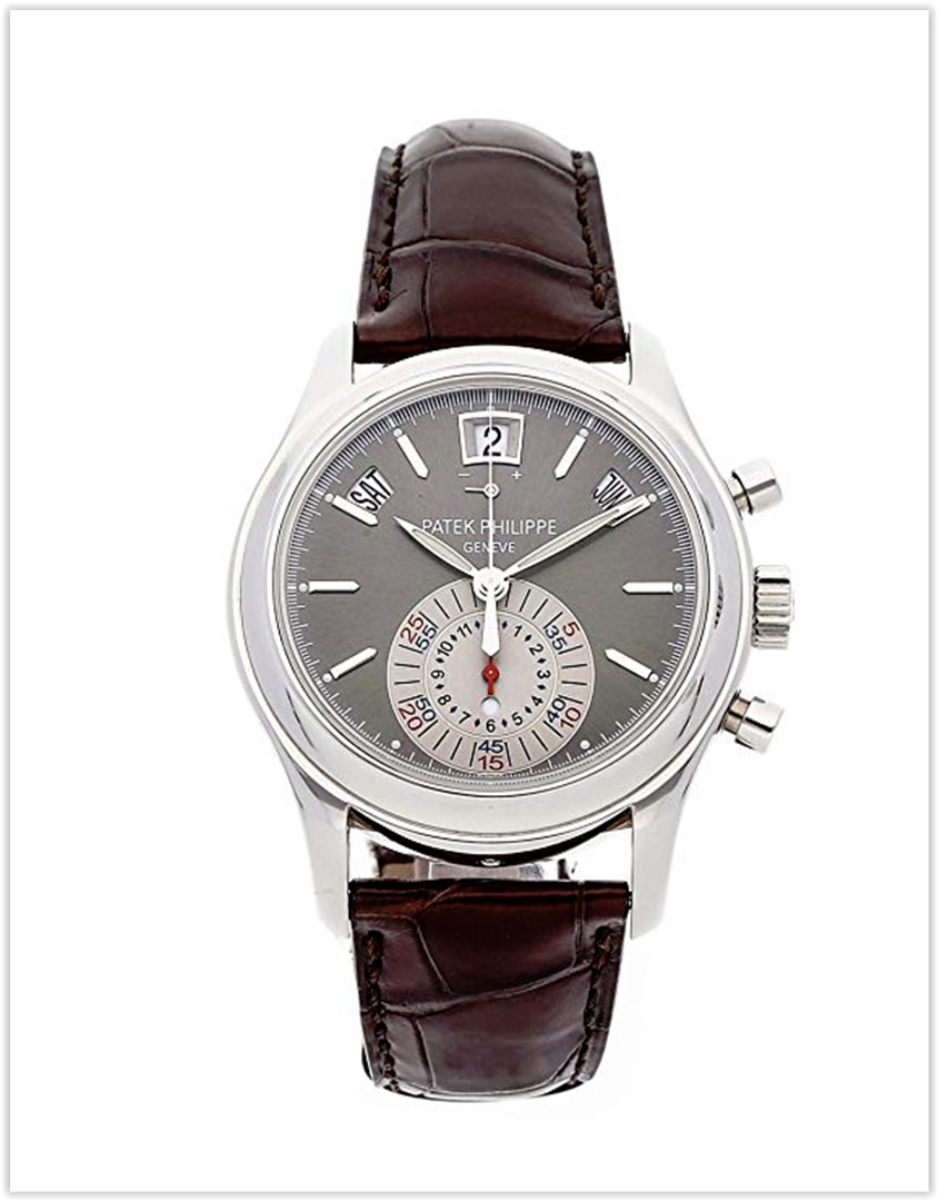 Patek Philippe Complications Mechanical (Automatic) Gray Anthracite Dial Men's Watch best price