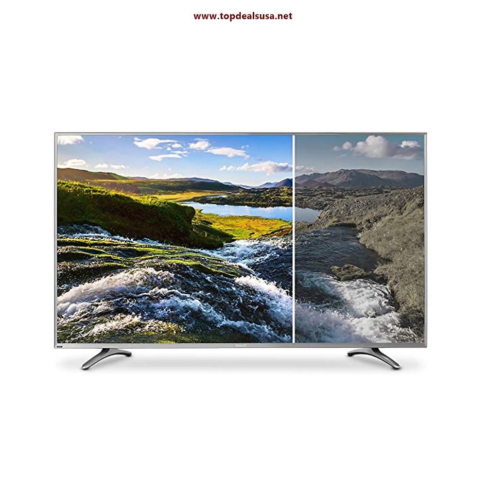 Schultz VividEdge 4K Smart 55 LED TV best buy