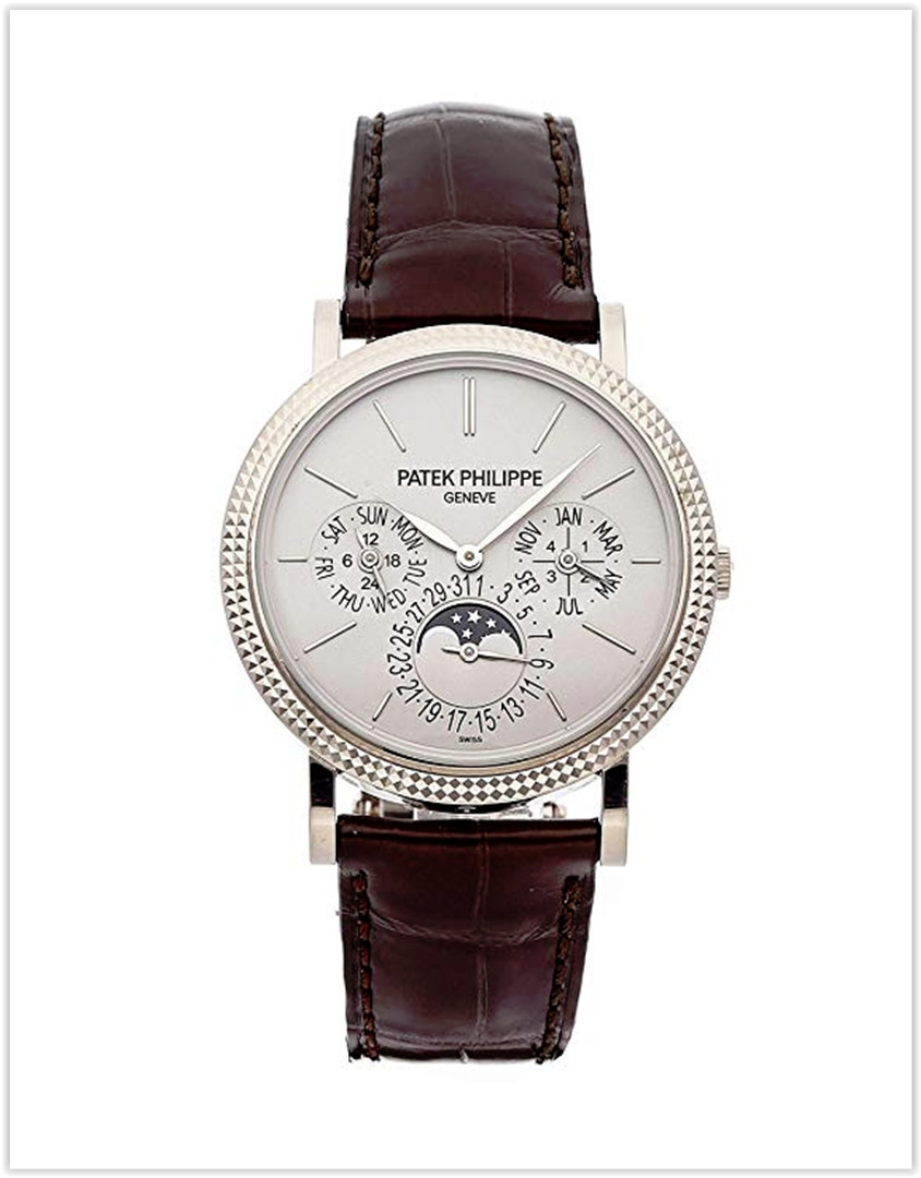 Patek Philippe Grand Complications Mechanical (Automatic) Grey Dial Men's Watch best price