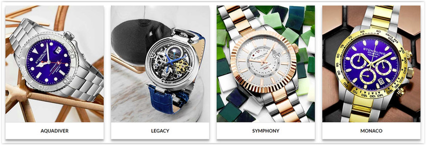 The Stuhrling Online Watch Store