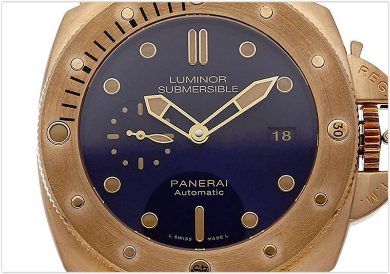 Panerai Luminor 1950 Mechanical  Blue