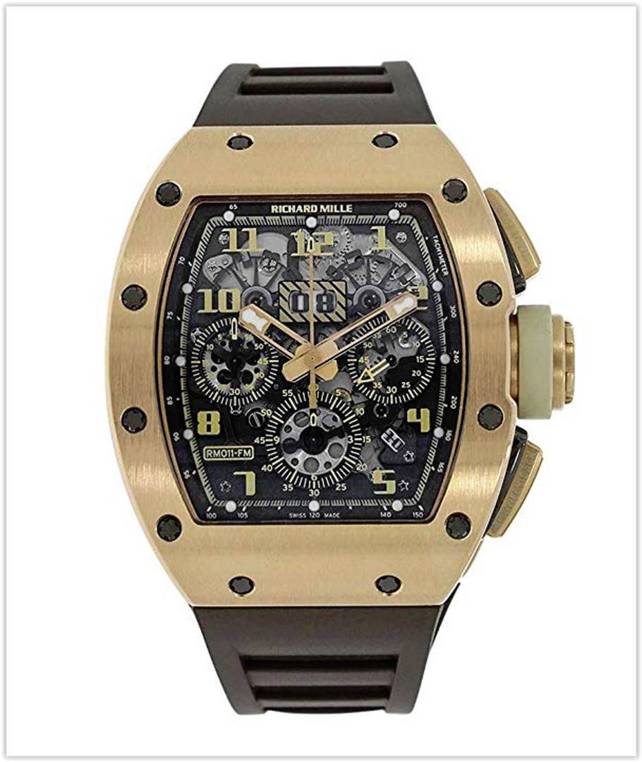 Richard Mille RM 011 Automatic-self-Wind Male Watch RM011 best price