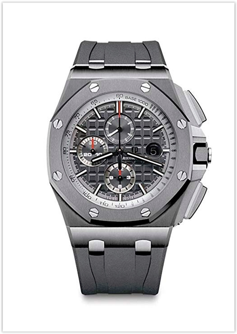 Audemars Piguet Royal Oak Offshore Chronograph Ceramic Men's Watch Price