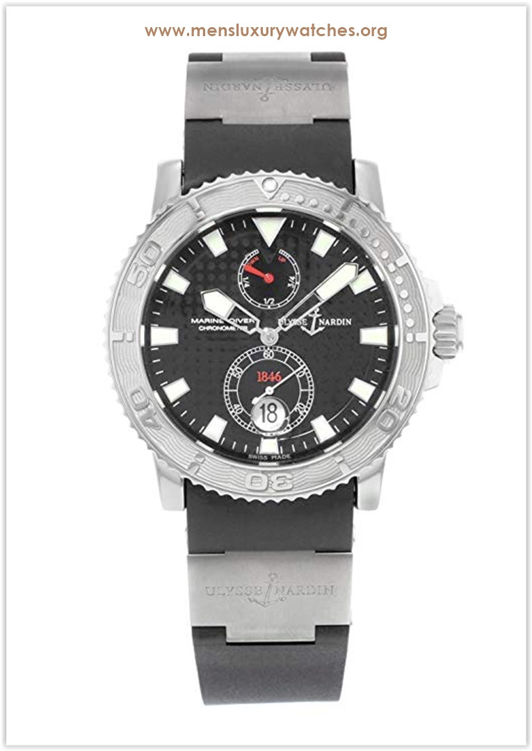 Ulysse Nardin Maxi Marine Diver Automatic Men's Watch the best price