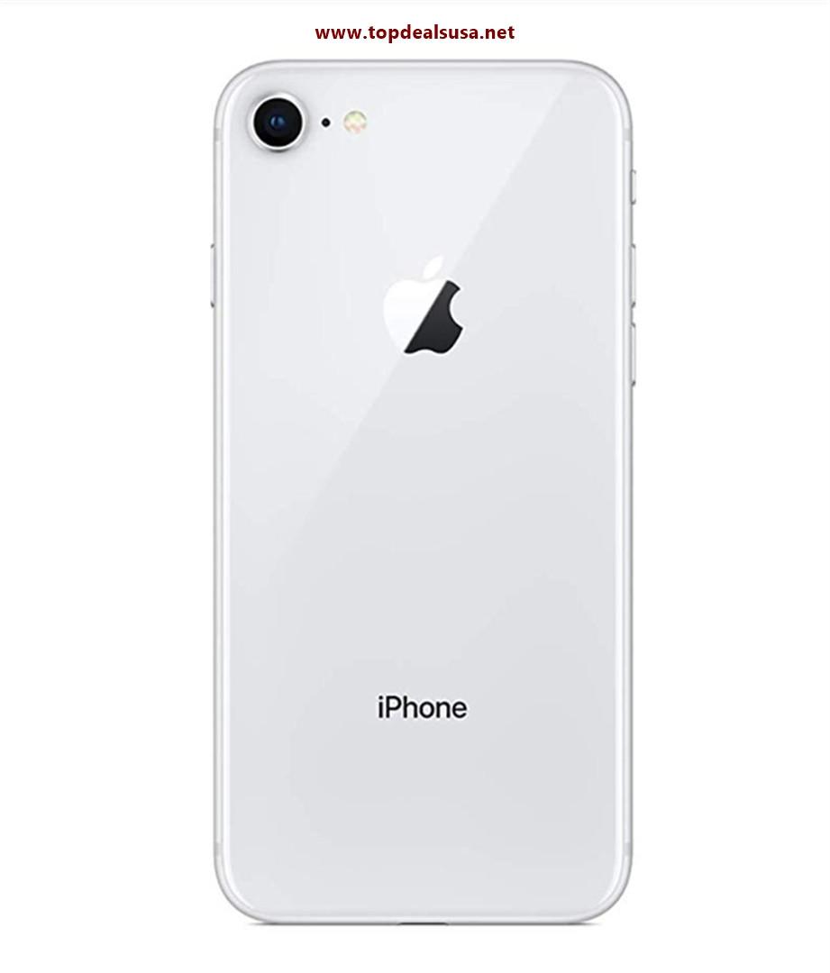 Simple Mobile Prepaid - Apple iPhone 8 (64GB) - Silver best buy