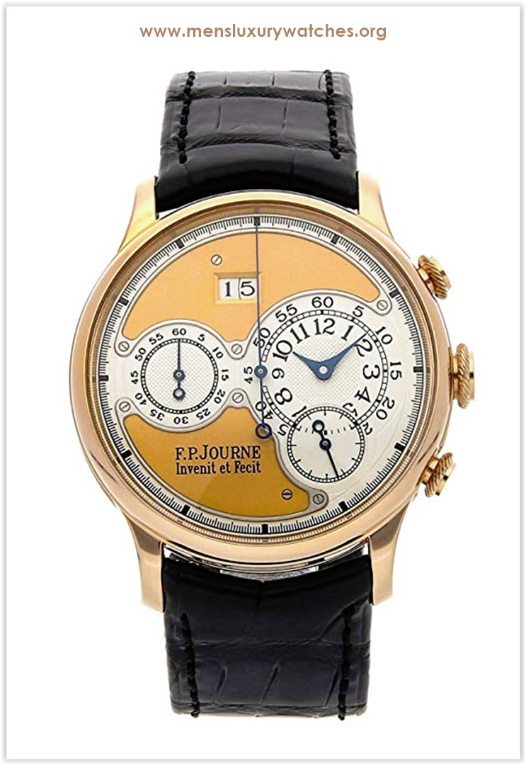 F.P. Journe Octa Mechanical (Automatic) Rose Dial Men's Watch Octa Price