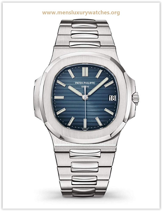 Patek Philippe 57111A-010 Automatic Black-Blue Dial Luxury Men's Watch Price May 2019