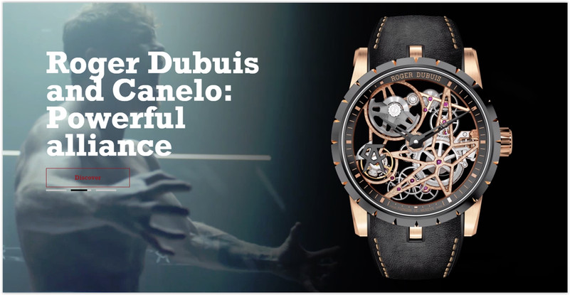 Roger Dubuis Watches