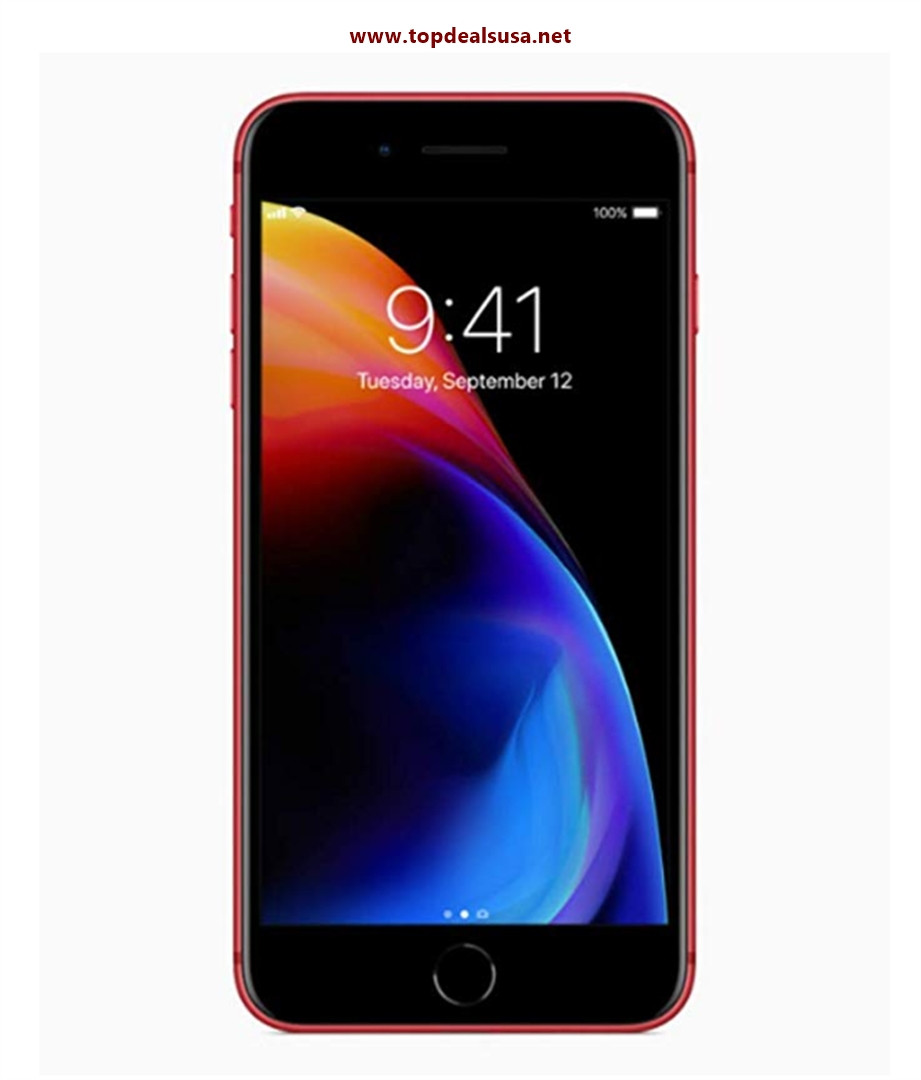 Apple iPhone 8 256GB RED GSM Unlocked Smartphone best buy