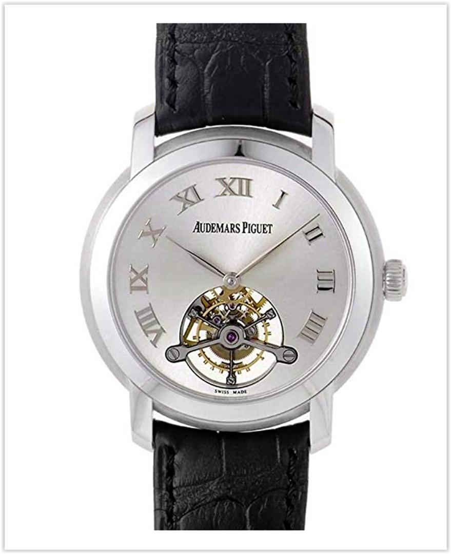 Audemars Piguet Jules Audemars Mechanical-Hand-Wind Mens Watch best price