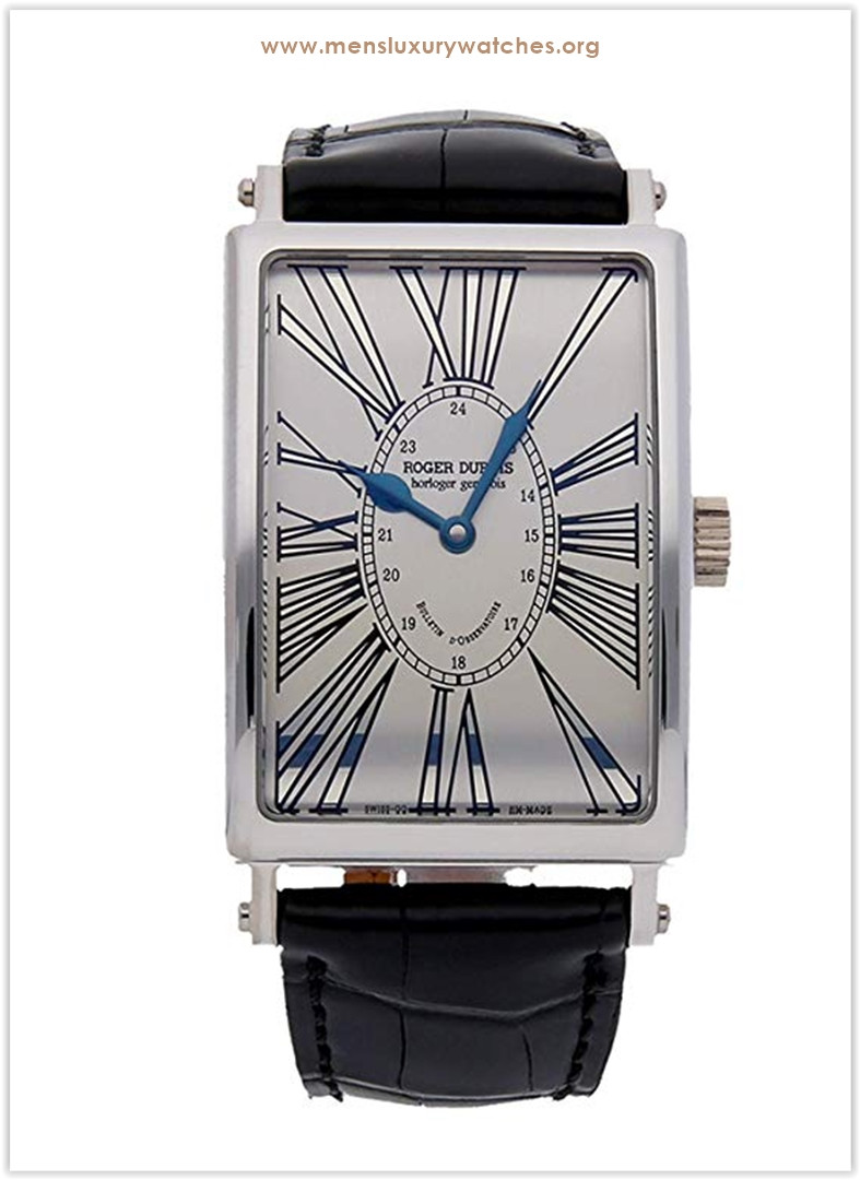 Roger Dubuis Much More Mechanical (Automatic) Silver Dial Men's Watch Price