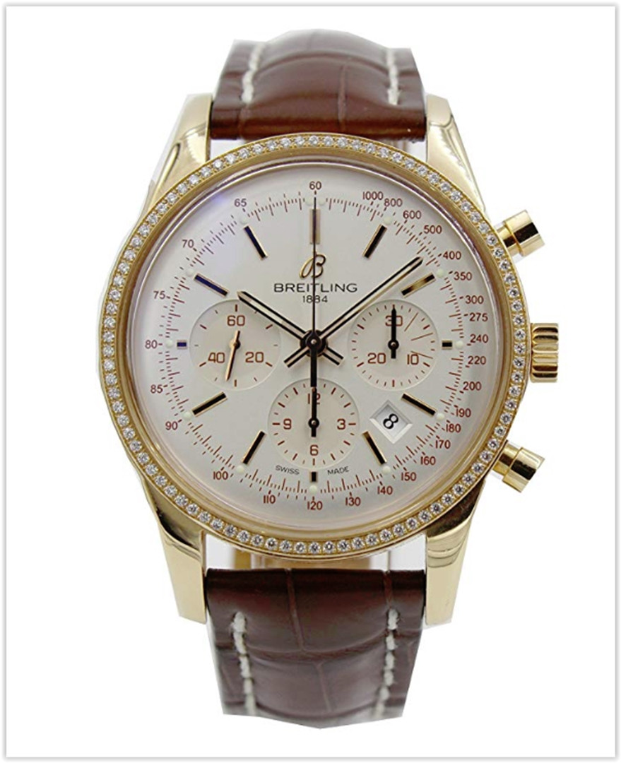 Breitling Transocean Automatic-self-Wind Men's Watch best price