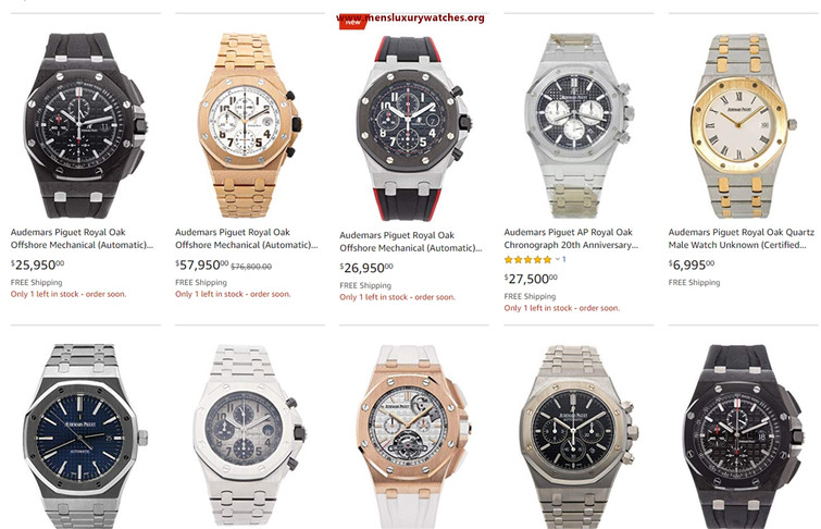 Audemars Piguet Watches