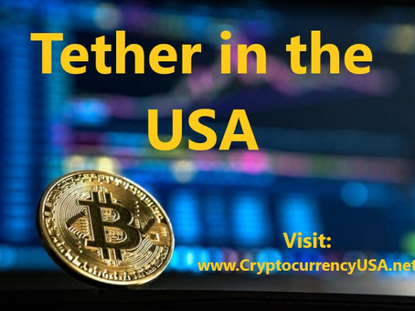 Tether in the USA