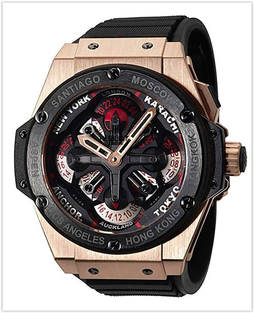 Hublot King Power Automatic-self-Wind Men's Watch best price
