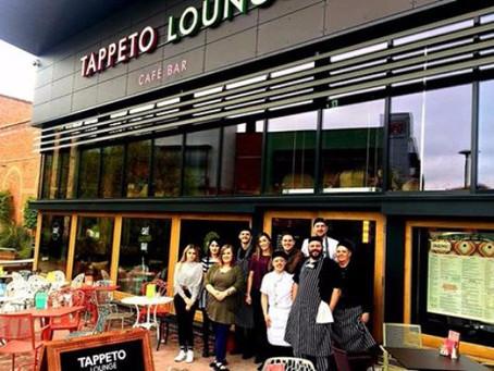 New Tappeto Lounge Sponsor Crackerjacks
