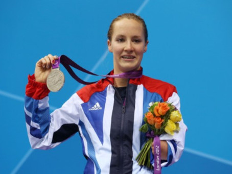 OUR NEW PATRON  CLAIRE CASMORE MBE