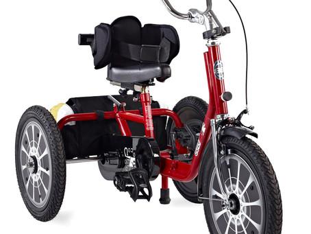 Delio Gets His Trike