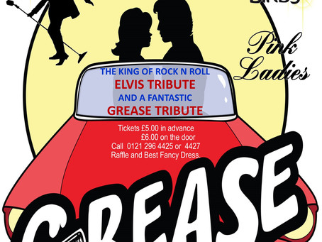 Grease - Is the Word