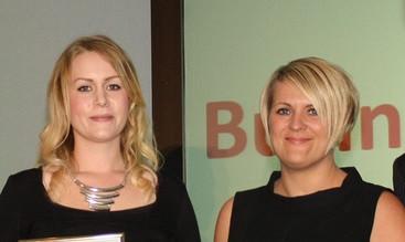 Jo & Helen - Charity Support Team, Kidderminster