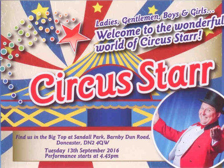 A Trip to the Circus for 4 special children