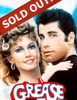 Grease Night... a Sell out!