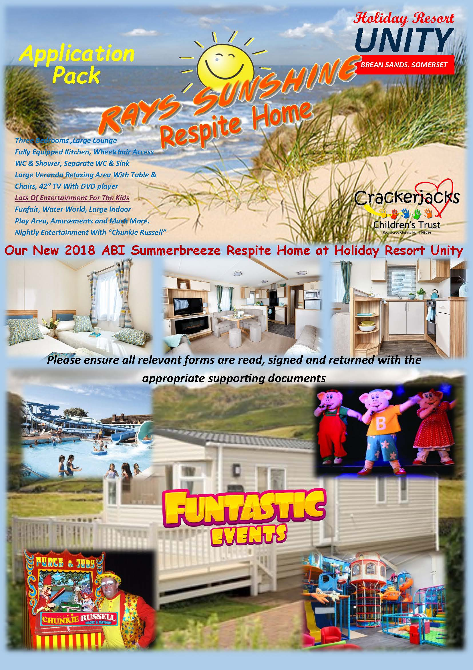153d753957e Holiday Home Application Cover Page