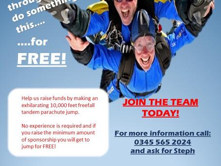 Wanted - Adventurous People!
