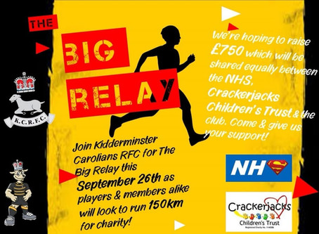 THE BIG RELAY