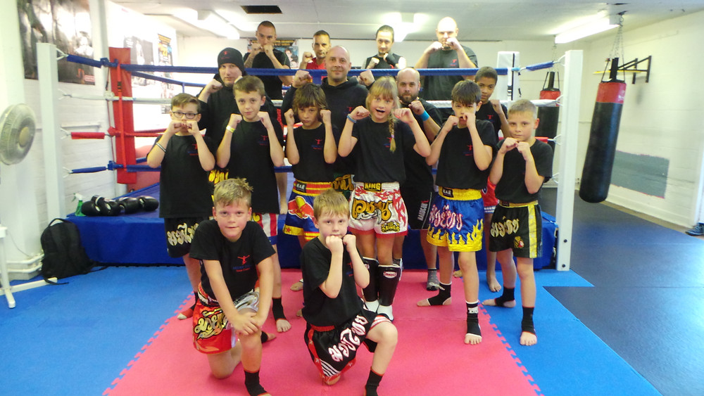 Thanks to all at Muay Thai Siam Camp