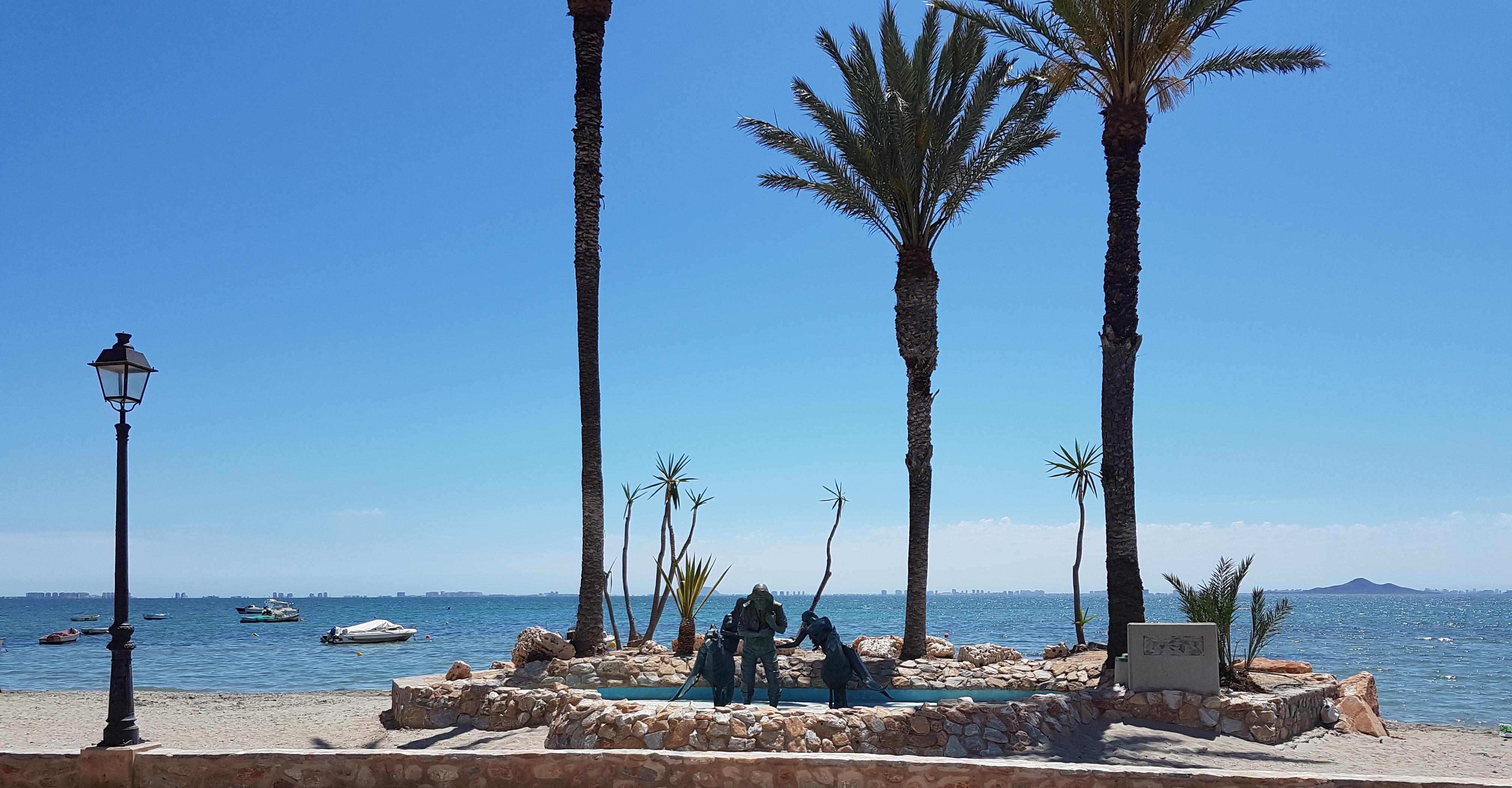 Monumento de Pescadores